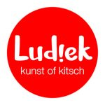Ludiek kunst of kitsch strijen