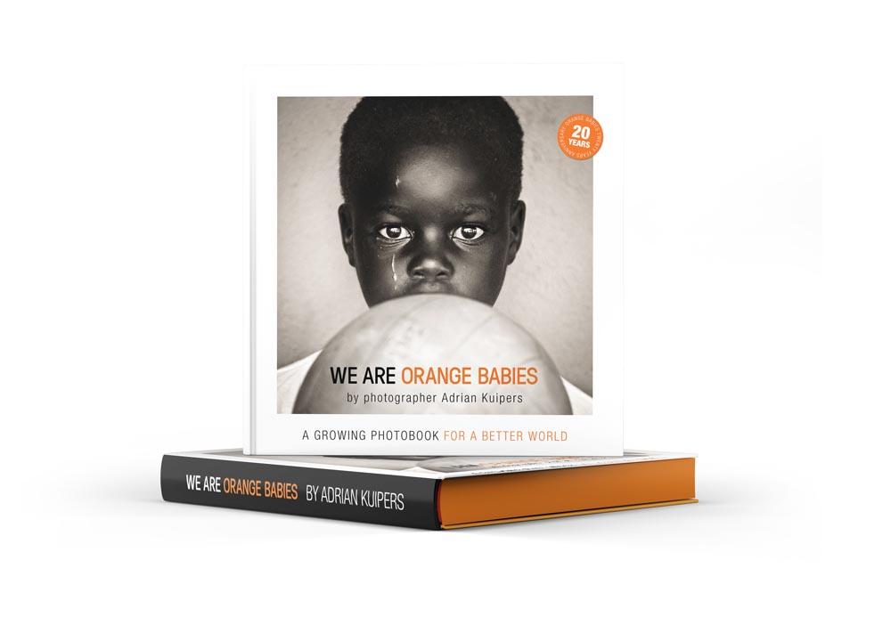 We Are Orange Babies - Photobook Packshot
